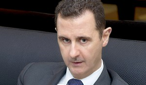 Syrian President Bashar Assad interview