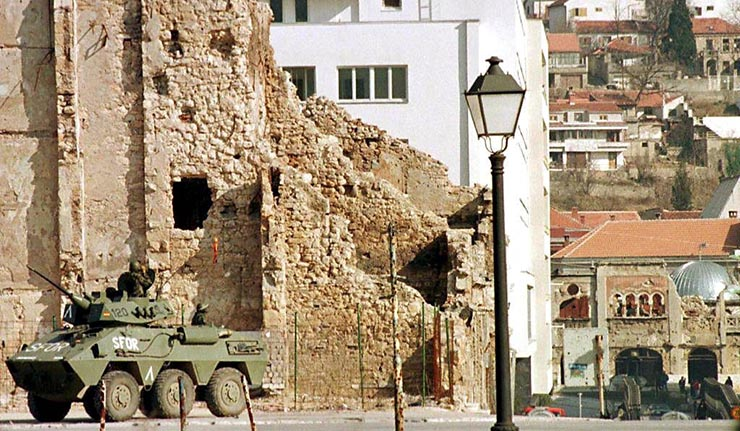 an analysis of the war in bosnia herzegovina which began in 1992 The 1992-1995 war in bosnia-herzegovina was brought to an end by the dayton agreement, which not only halted the conflict, but also laid the foundations of the post-war bosnian state.