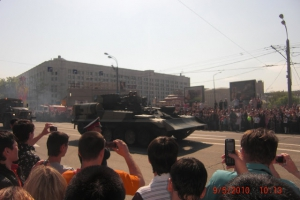 Den Pobeda 2010 Moskva