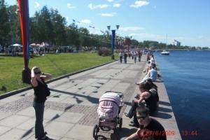 Petrozavodsk, summer 2009
